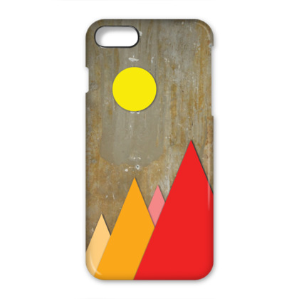 PEAKS BY DAY, iPhone 7 Case