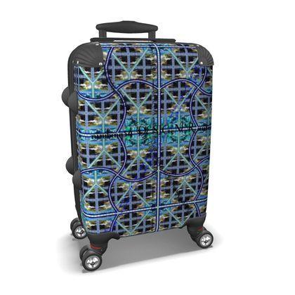 € 269,00 ninibing34 DESIGNER Koffer Cabin size THE BLUES