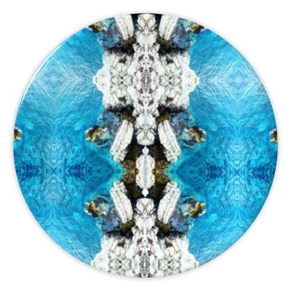 € 59,00 Teller Porzellan 20 cm DESIGNER ninibing34 Montenegro Theme Teller, China plate 20 cm