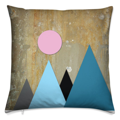 PEAKS AT NIGHT, Cushions