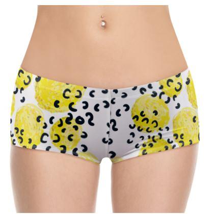 When Life Gives You Lemons Hot Pants