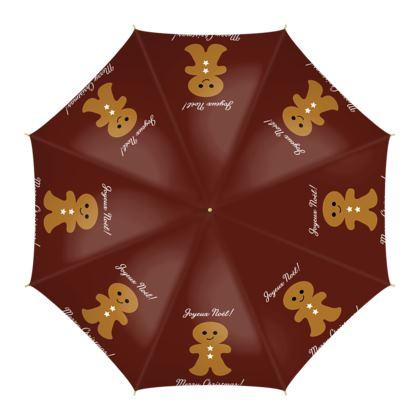 """Umbrella """"Joyeux Noël""""!"""