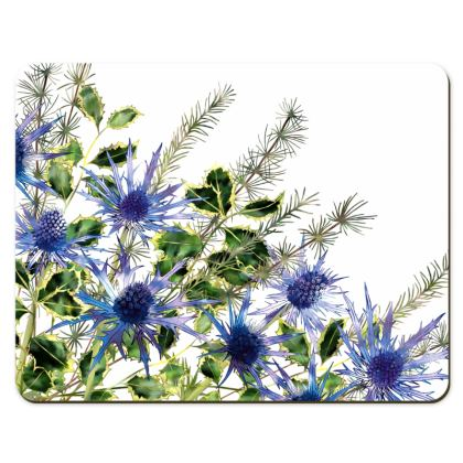 Placemats - Holly Bouquet
