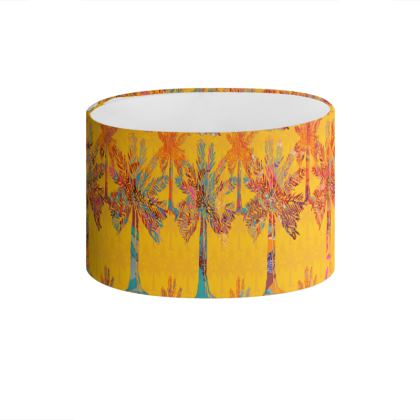Oasis Collection Drum Lamp Shade
