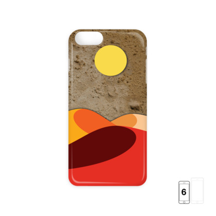 DESERT BY DAY, iPhone 6 Case