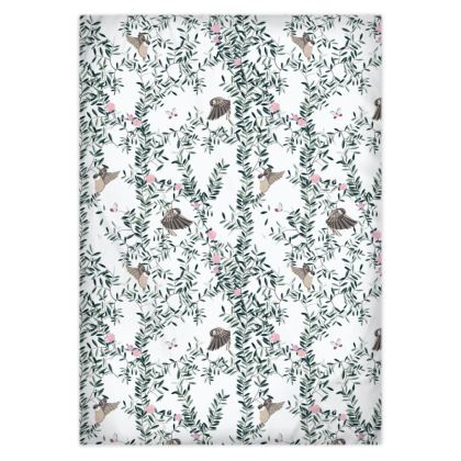 The Singing Birds Duvet Covers