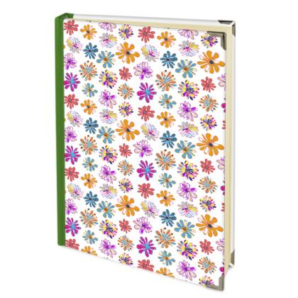 Rainbow Daisies Collection Address Book