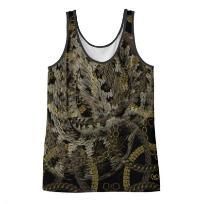 endlessChiC Ladies Animalier Vest Top