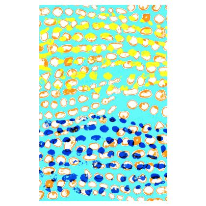 Textural Collection multicolored Slip Dress