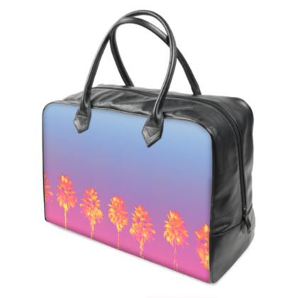 Palm Trees Collection Holdall