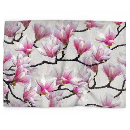 Springtime Wishes Tea Towel
