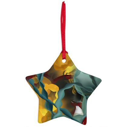 Christmas Ornaments - Dive into Christmas for your tree