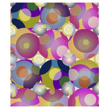 Moon Collection on cream Shoulder Bag