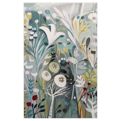 Fabric Printing - Winters Grey