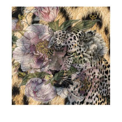 endlessChiC Animalier Long Slip Dress