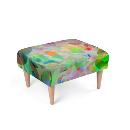 Footstool - Worlds Apart - Flora and Fauna