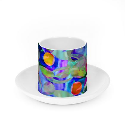 Cup and Saucer -  Worlds Apart - Planets Aligned