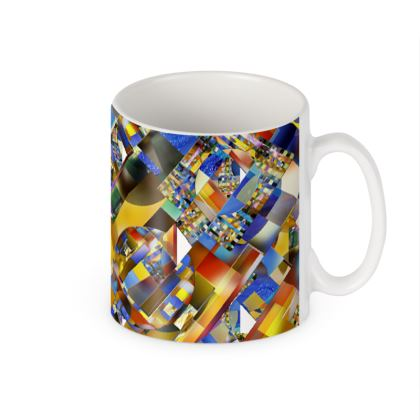 Builders Mugs - Colour Me Stupid