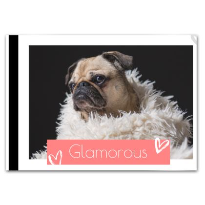 Glamorous Photo Love Book