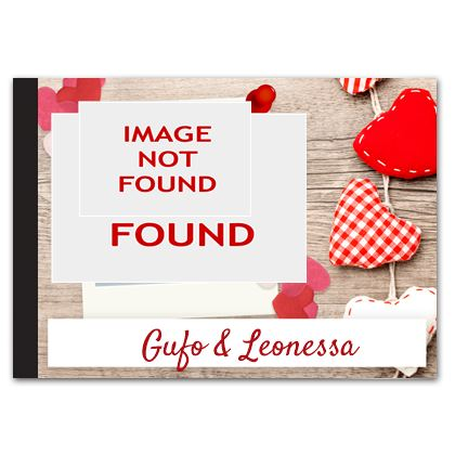 Valentines Photo Love Book