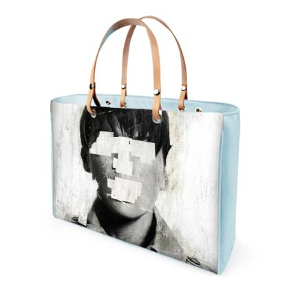 'Faceless No 2' Handbag
