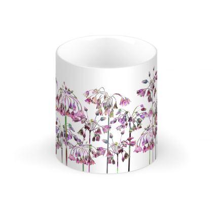 Allium Bells Regular Bone China Mug