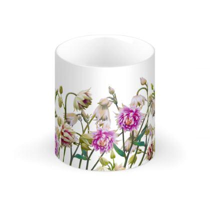 Aquilegia Regular Bone China Mug