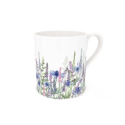 Regular Bone China Mug - Fairytale Meadow