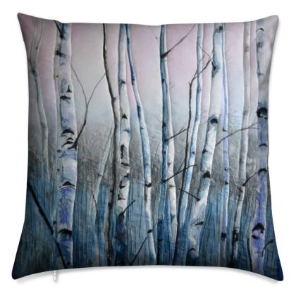 Frost Morning Cushion