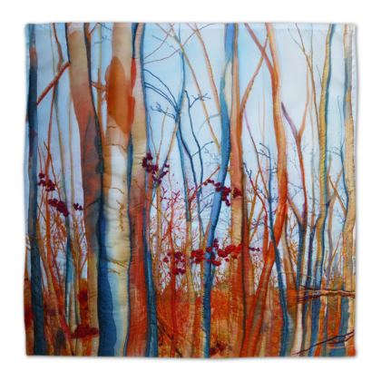 Autumn Woodland Napkins