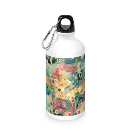 MAISY Water Bottle by Rachel Rosa ART