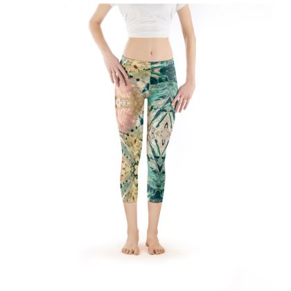 FANTASIA Leggings by Rachel Rosa ART