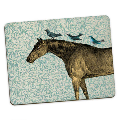 Animal inspired tableware placemats