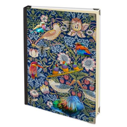 William's Birds Address Book