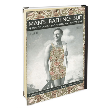 42ec089ca89 Man's Bathing Suit Address Book