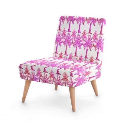 Oasis Collection on beige Occasional Chair