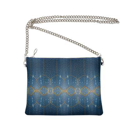 Málaga Lights Leather Handbag