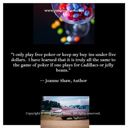 Cadillacs and Jelly Beans Coasters. Pack of 4,6,8,10 or 12  Copyright © 2018 Joanne Shaw.  All rights reserved.