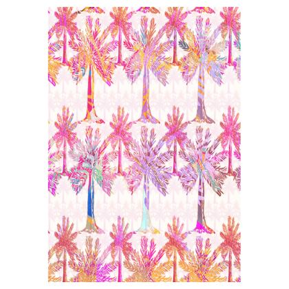 Oasis Collection in magenta Double Deckchair
