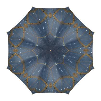 MALAGA Umbrella by Rachel Rosa ART