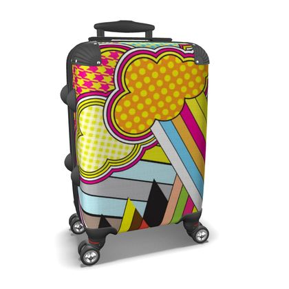 THE FACTORY OF COLOURS, Suitcase
