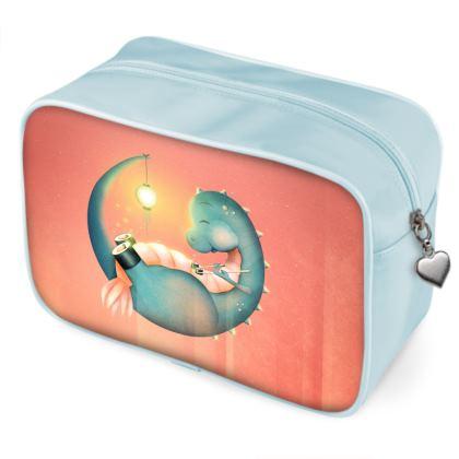 Sushi Dinosaur - Wash Bags