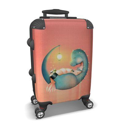 Sushi Dinosaur - Suitcase