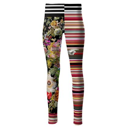 I Want it All 2 High Waisted Leggings