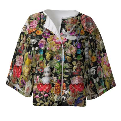 Let Me Count The Ways Kimono Jacket