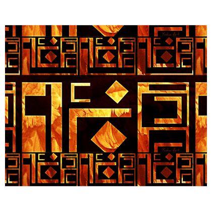 """Kimono - """"Fire Wing"""""""