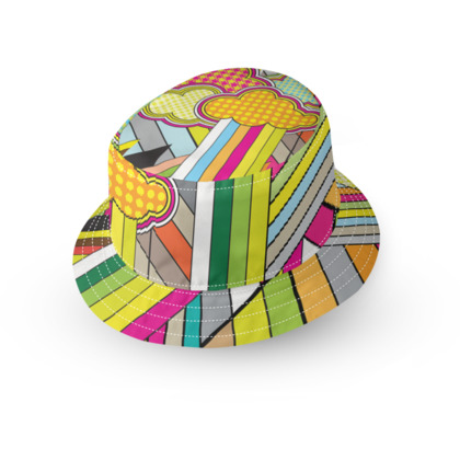 THE FACTORY OF COLOURS, Bucket Hat