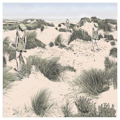 Wallpaper Dunes