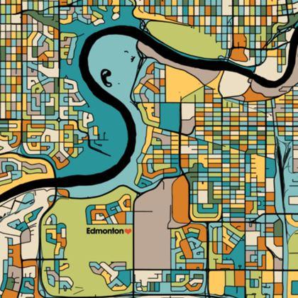 EDMONTON Coasters