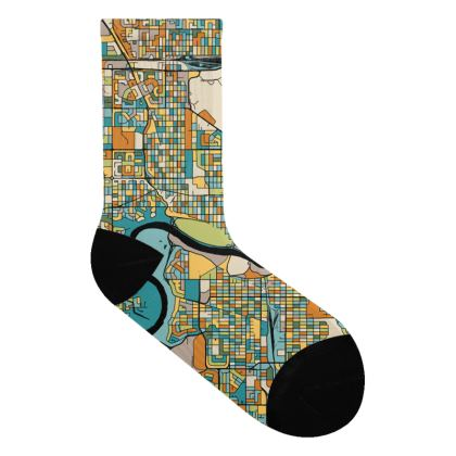 EDMONTON Socks